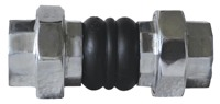 Floating Flange Double Spherical Rubber Expansion Joints