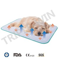 6090 dog mattress cooling gel pet pad