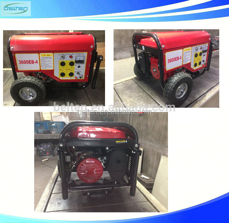 2KW 5.5HP Sales Generators Mini DC Generators Generators In Iraq