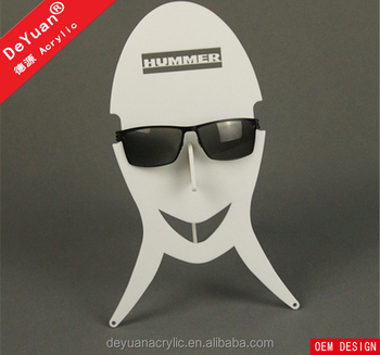 Sunglass Holder For Car Cheap Case White Color