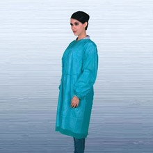 surgical lab coat breathable high protective disposable ppe gowns pp hospital consumables isolation gown