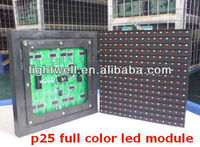 concourse/square advertising video led display sign board module p10 p16 P25 full color led module hot products