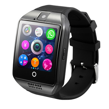 Best Selling Smart Watch Q18 Support Sim Card Slot Connecter Android Wear Fitness Sleep Tracker Q18 Smartwatch