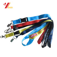 Customized Design Advertisement Lanyard High Class