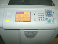 Used digital duplicator machine Duplo DP-U550 Inkjet Printers
