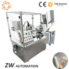 Soft Plastic Tube Pipe Low Price Spray Paint Filling Machine