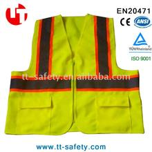 Cheap cycling safety light vest