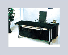 Office furniture for execuitve glass topped table , Office furniture for high quality to go! (P8071)