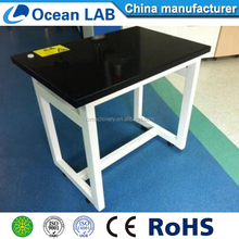 China manfuacturer marble weight laboratory balance table