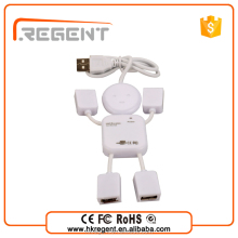 funny christmas presents usb 2.0 4-port usb smart hub drivers