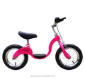 12inch balance bike for kids/ no pedal training bicycles/ special child bicycle