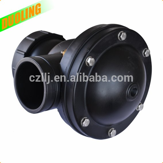 "Duoling DN80 3"" micro valve for disc filter Cheap price"