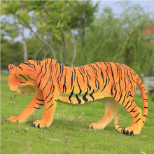 OEM Service Vivid Tiger Wholesale Resin Statues