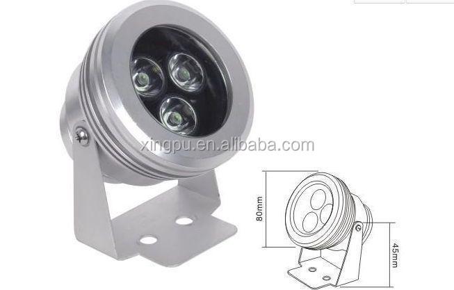 3w strahler ip65 f hrte garten lampe 3w rgb led spot 12v. Black Bedroom Furniture Sets. Home Design Ideas