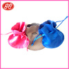 Wholesale packing velvet bag microfiber gift pouch for jewelry and watch