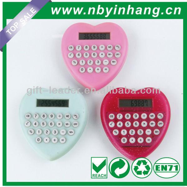 8 digits promotional pocket calculator XSDC0104
