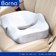 Home/Seat/Car Seat/Chair Use PU memory Foam Filling seat cushion for coccyx pain