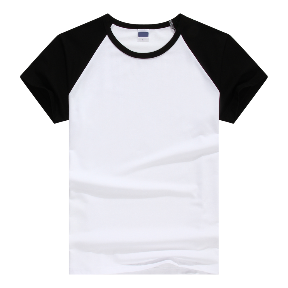 korea organic t shirt blank t.shirt for printing new design logo and picture