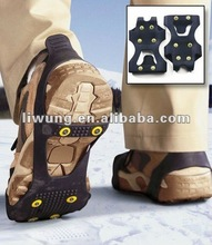 Winter Hot Portable Ice&Snow Grips/Cleats/Grippers/Grabbers/Spikes Slip On Shoes