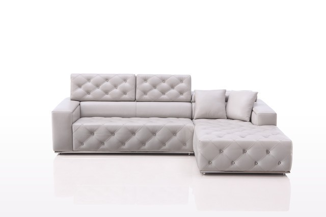 L shape Leather sofa with recliners
