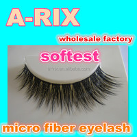 synthetic fur sale payment cash on delivery alibaba best sellers micro fiber false eyelash 64