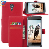 Alibaba Trade assurance phone cases wallet leather Leather case for HTC Desire 200