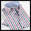 Hot Promotion!High quality customised new design men casual shirts on alibaba