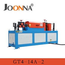 GOLD manufacturer supplier automatic steel straightening & cutting machine