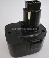 2.5Ah Ni-MH 12V power tool battery wholesale for Dewalt