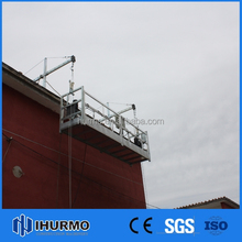 construction/external wall/window cleaning suspended platform/ cradle/ gondola/ scaffold