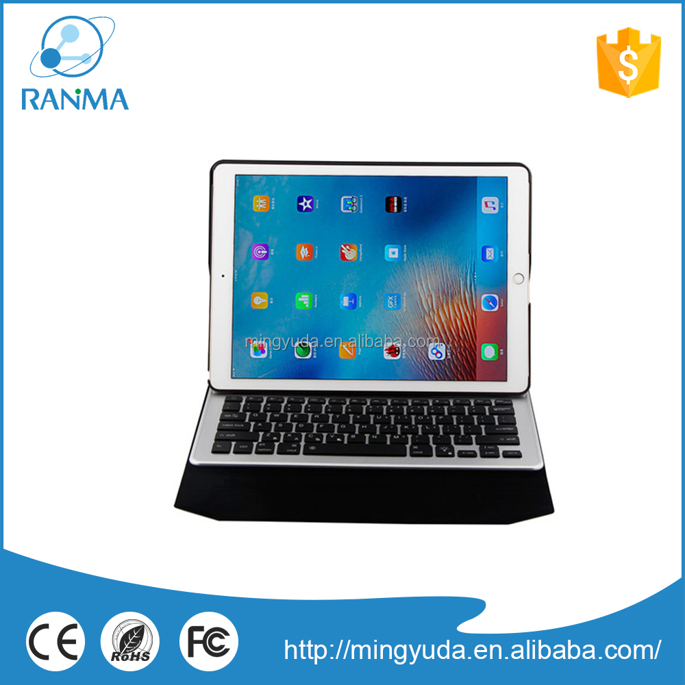 New Arrival wholesale aluminum universal bluetooth keyboard case
