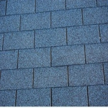 Hot sale Harbor Blue asphalt shingle