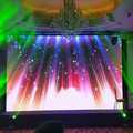 Factory direct price rental p3.9/p4.81 full color led screen indoor video wall for night club/event
