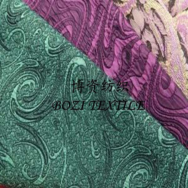 retrospective slub jacquard yarn-dyed fabric for decoration and sofa