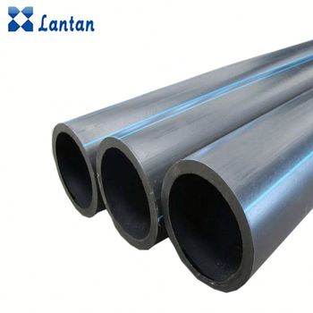 2017 hot sales DN200mm HDPE water supply pipe price with fittings