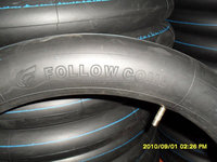 Natural rubber Motorcycles tire tube casing 300-18