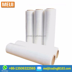 Packing material Food pack cling POF PVC PE LLDPE wrap film