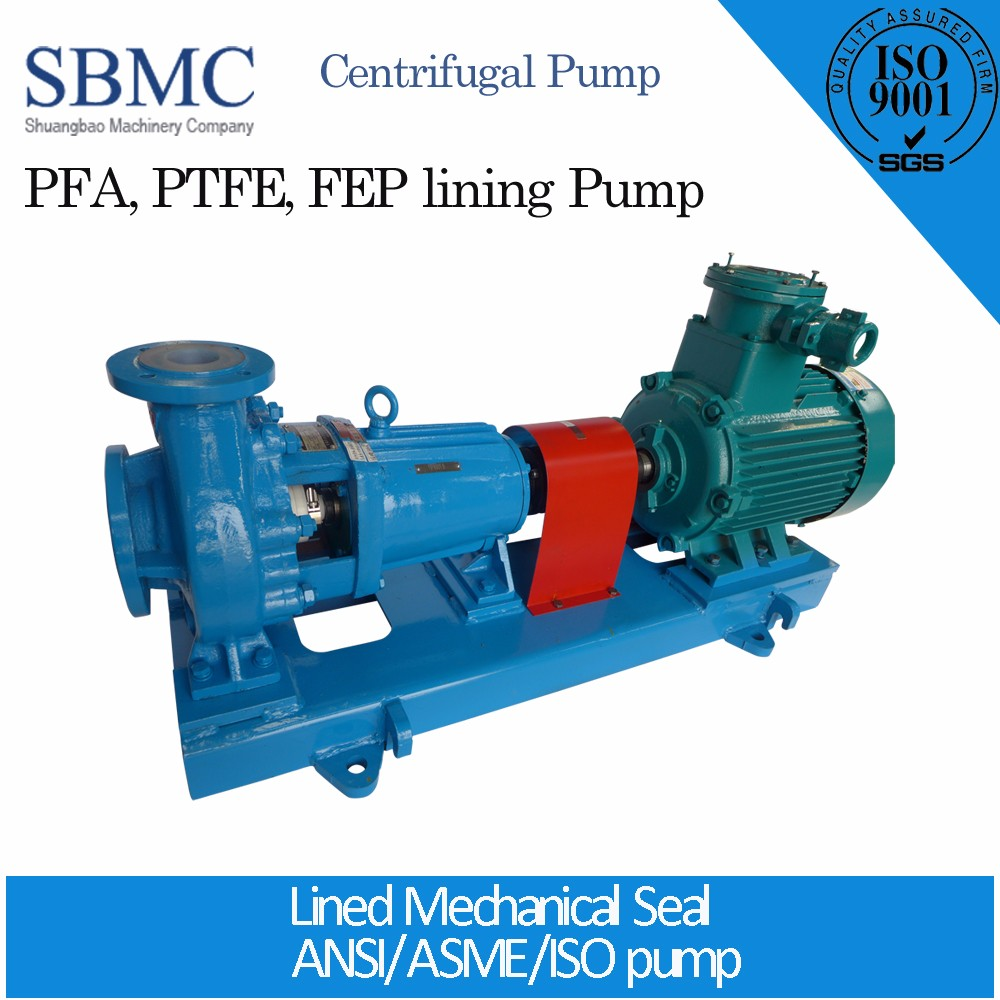 Patented Technology 2016 Pump Centrifugal Carbon Steel For Mining Slurry