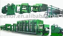 Conveyor belt vulcanizing press / conveyor belt vulcanizer / conveyor belt production line