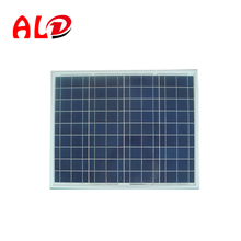 Reasonable price 45W poly solar photovoltaic panel system module