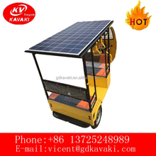 Best Selling Passengers Use 3 Wheel Solar Operate tuk tuk Tricycle Motorcycle /Auto Rickshaw For Sale