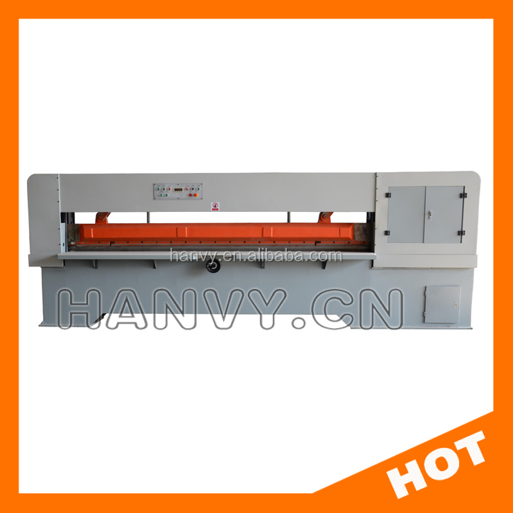 pneumatic veneer clipper for plywood production