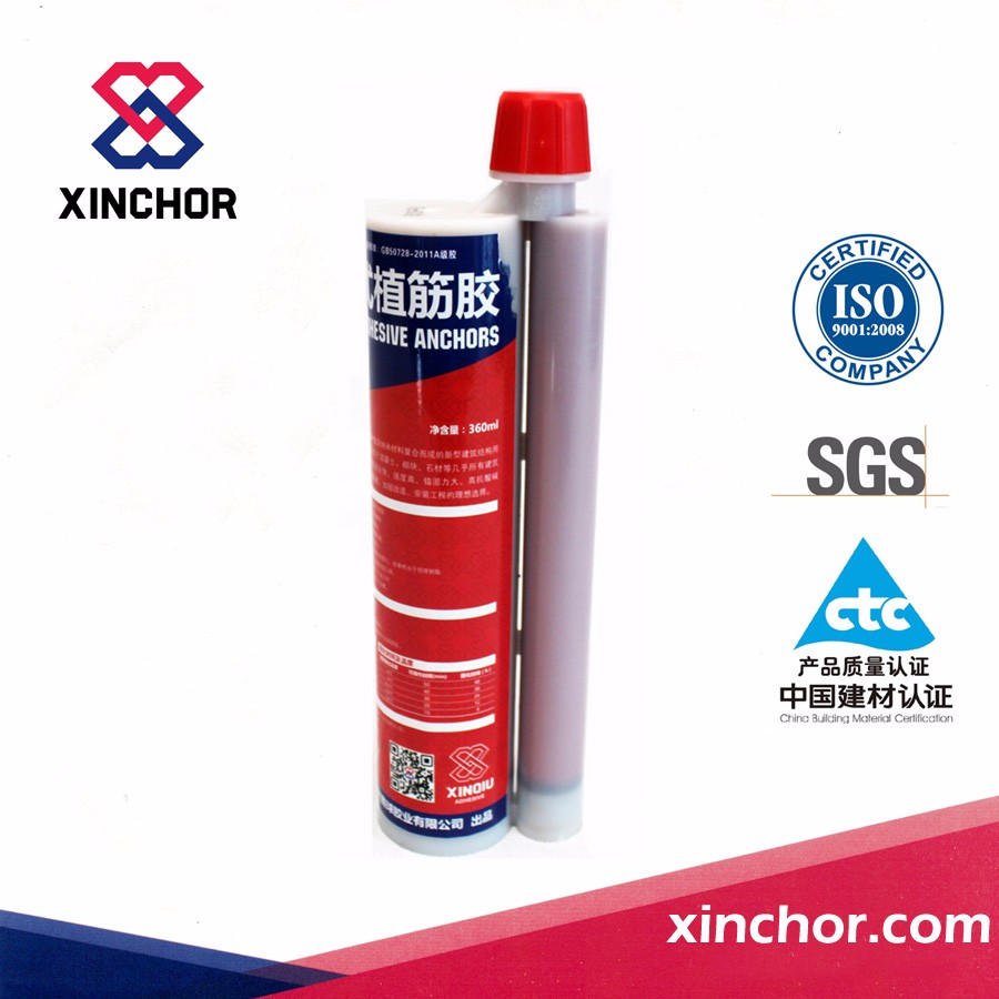 Xinchor XQ-360E RE500 High-Strength Epoxy Anchor Grouting Material