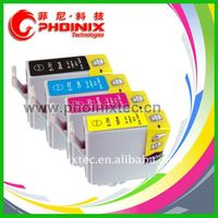 T0751, T0752-4 Compatible Printer Ink Cartridge for Epson Stylus C59,CX2900,CX2905
