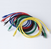 Customized length network 1m 2m 3m amp cat6 patch cord