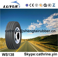 Made in china TBR TYRE 11R22.5 WITH DOT ECE ISO CERTIFICATE tyre
