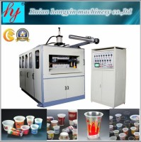 disposable plastic cup/plate/glass making machine