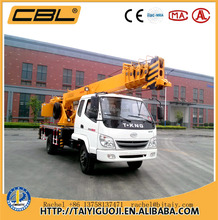CBL-7 7t pump hoist truck for sale
