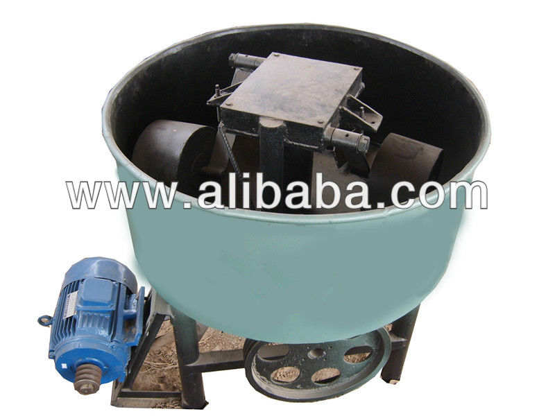 Wheel mill mixing multifunction