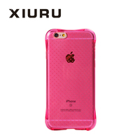 Quakeproof SmartPhone TPU Cell Phone Case Cover For Iphone 5 SE 6 XR-PC-65